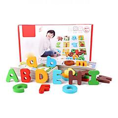Bordspel Educatief speelgoed Legpuzzel Speeltjes Speeltjes Letter  Jongens Meisjes Stuks
