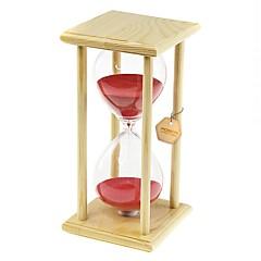 Spielzeuge Für Jungs Entdeckung Spielzeug Sanduhren Spielzeuge Rechteckig Sanduhr Holz Glas