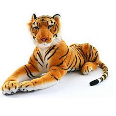 Zabawki Tiger Zwierzę Coral Fleece Len / bawełna Wszystkie grupy wiekowe