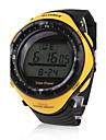 Men\'s Watch Sports Solar Powered Water Resistant Digital Multi-Function Cool Watch Unique Watch Fashion Watch