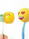 Expression Toothbrush Holder(Random Pattern)