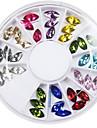 1200 Nail Art Decoration Rhinestone Pearls Makeup Cosmetic Nail Art Design