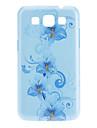 Изысканный цветочный узор Жесткий чехол для Samsung Galaxy I8552 Win