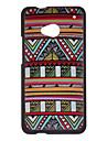 HTC ONE (PN07120, HTL22, HTC M7, HTC 801e)를위한 다채로운 장식 패턴 하드 케이스