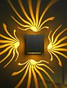 AC 85-265 3W LED Integre Moderne/Contemporain Plaque Fonctionnalite for LED Ampoule incluse,Eclairage d\'ambiance Applique murale