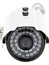 "1 / 4 ""CMOS 420TVL 36IR LED 보안 카메라"