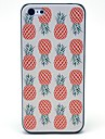 Pineapple Pattern Hard Case for iPhone 5C