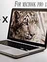 [4 팩] 맥북 프로 13.3 인치를위한 고품질 보이지 않는 방패 얼룩 증거 스크린 보호자