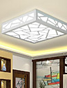 Flush Mount ,  Modern/Contemporary Traditional/Classic Painting Feature for LED Wood/BambooLiving Room Bedroom Dining Room Study