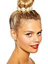 Shixin® Classic White Pearl European Elastic Hair Ties(1 Pc)
