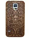Handmade Maya cerisier Housse de protection pour Samsung Galaxy i9600 S5