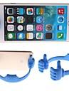 손에 아이폰 8 갤럭시 s8 4 / 4s / 5 / 5s / 5c / 6 / 6plus 및 기타 (다양한 색상)에 대 한 리프트 브래킷을 잡아 수 있습니다.