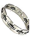 Homme Chaines & Bracelets Original Mode Personnalise bijoux de fantaisie Acier inoxydable Bijoux Bijoux Pour Quotidien Decontracte