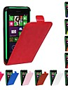 Horse Grain PU Leather Full Body Case for Nokia Lumia 630/635 (Assorted Colors)