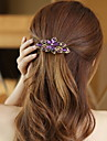 Fashion Crystal/Alloy/Rhinestone Hairpins For Women Party/Daily
