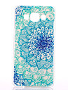 For Samsung Galaxy Case Pattern Case Back Cover Case Flower PC Samsung A3