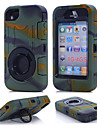 For iPhone 7 Case iPhone 7 Plus Water/Dirt/Shock Proof Full Body Case Solid Color Hard PC for Apple iPhone 6 Plus 6s SE 5s 5