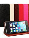 Назначение iPhone X iPhone 8 iPhone 7 iPhone 7 Plus iPhone 6 iPhone 6 Plus Кейс для iPhone 5 Чехлы панели Кошелек Бумажник для карт со