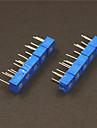 10kohm 전위차계 조정 저항 세트 - 블루 (10 개)