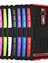 Для Кейс для Asus Защита от удара / со стендом Кейс для Задняя крышка Кейс для Армированный Твердый PC Asus