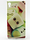 Para Capinha Sony / Xperia Z5 Estampada Capinha Capa Traseira Capinha Desenho Macia TPU para SonySony Xperia Z5 / Sony Xperia Z3 Compact