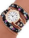 Women\'s Watches Vintage Braided cruising Bracelet Watch Geneva Quartz Strap watch Ethnic Style Wrist watch femme montre Cool Watches Unique Watches