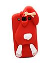 Для Кейс для  Samsung Galaxy Защита от удара Кейс для Задняя крышка Кейс для 3D в мультяшном стиле Силикон Samsung S3