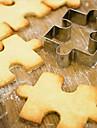 1 빵 굽기 베이킹 도구 쿠키 스테인레스 스틸 베이킹 & 패스트리 도구