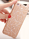 New Irregular Graphics Glitter TPU Soft Case Phone Case for iPhone 6/6S/6 Plus/6S Plus