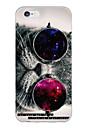 안경 패턴 고양이 아이폰 기가 6을 더한 부드러운 다시 케이스 TPU