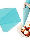 30cm 길이의 실리콘 장식 배관 크림 과자 가방 케이크 장식 도구