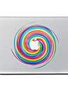 Colorful Circle Decorative Skin Sticker Decal for MacBook Air/Pro/Pro with Retina