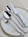 Acier inoxydable 304 Fourchette de table / Couteau de table / Petite cuillere / Cuillere a specialite Cuilleres / Fourchettes / Couteaux4