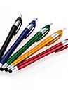 szkinston 아이폰 / 아이팟 / 아이 패드 / 삼성 및 기타 5에서 1 새로운 스타일 시리즈 용량 스타일러스 터치 스크린 펜 볼 포인트 용량 펜