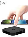 삼성 HTC LG 전자 넥서스 노키아에 대한 충전 제나라 무선 충전기 패드 2의 USB 포트