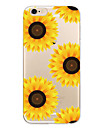For iPhone 7 Case iPhone 7 Plus Case iPhone 6 Case Case Cover Ultra-thin Pattern Back Cover Case Flower Soft TPU for AppleiPhone 7 Plus