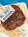 DIY 금형 For 고기에 대한 나무 스테인레스 스틸 친환경적인 고품질 멀티기능 크리 에이 티브 주방 가젯