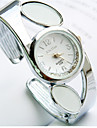 Жен. Модные часы Кварцевый сплав Группа С подвесками Серебристый металл