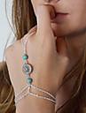 여성 반지 팔찌 유럽의 의상 보석 합금 보석류 제품 일상 캐쥬얼