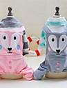 Other Shirt / T-Shirt Clothes/Jumpsuit Dog Clothes Cute Casual/Daily Animal Green Blushing Pink