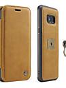 caseme® case for 삼성 갤럭시 s8 s8 plus 카드 홀더 플립 폰 케이스 삼성 갤럭시 s7 s7 edge 정품 가죽