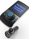 차 HY68 V3.0 FM 송신기 USB 포트 MP3 플레이어