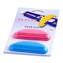 hesapli Temizlik Malzemeleri-Banyo Gereçleri Yenilikçi Sıradan Sınıf ABS / Plastik 1 parça - Banyo Diş fırçası ve aksesuarları