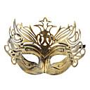 preiswerte Party Ausstattung-Vintage Crowned Halbmaske für Halloween Masquerade Party
