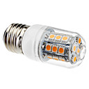 hesapli LED Mısır Işıklar-3W 450-550lm E26 / E27 LED Mısır Işıklar T 27 LED Boncuklar SMD 5050 Sıcak Beyaz 220-240V