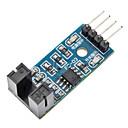 hesapli Sensörler-için lm393 karşılaştırıcı hız sensörü modülü-mavi (arduino için) (resmi (arduino için) kurulları ile çalışır)
