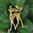 preiswerte Handtücher & Bademäntel-Weihnachtsdekoration Goledn Moose Ornament