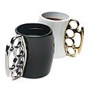 cheap Barware & Openers-New Style Creative Ceramic Fist Cup Mug Color Sent Randomly