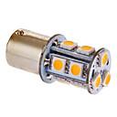 hesapli LED Araba Ampulleri-SO.K BA15S(1156) Araba Ampul SMD 5050 117 lm Dönüş Sinyali Işığı For Uniwersalny