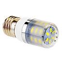 hesapli LED Mısır Işıklar-YWXLIGHT® 4W 350-400 lm E26/E27 LED Mısır Işıklar T 24 led SMD 5730 Sıcak Beyaz Serin Beyaz AC 220-240V
